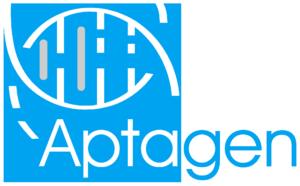 Aptagen logo